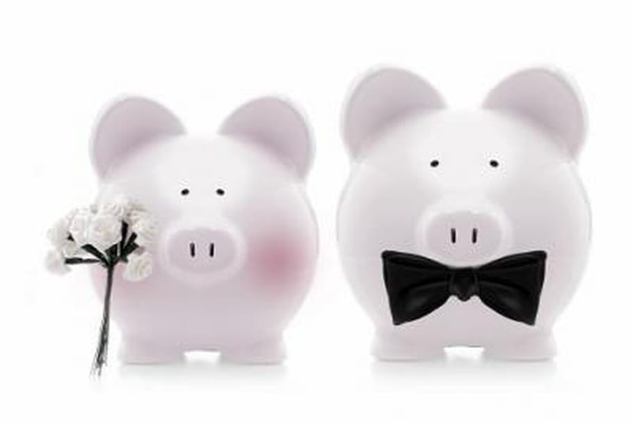 Combien coûte une réception de mariage?