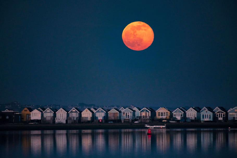 Pleine lune en Balance du 28mars: effets et influences