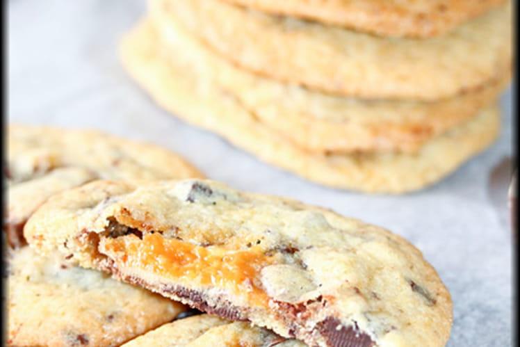 Cookies aux Mars et pépites de chocolat
