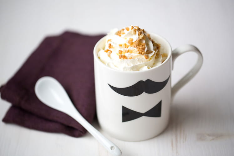 Mug cake inspiration crumble au yaourt
