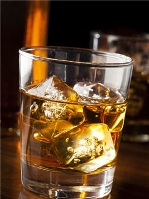 whisky coca.