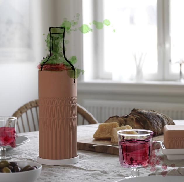 Rafraîchisseur en terre cuite Användbar d'IKEA