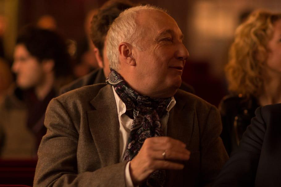 François Berléand, père au bord de la crise de nerfs