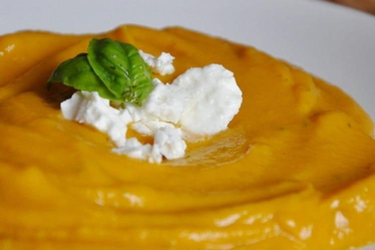 Purée de carottes au basilic : la meilleure recette