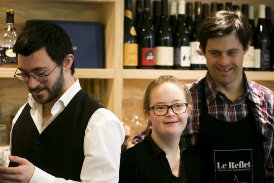 Le restaurant Le Refletoffre des repas à 1€ symbolique pour les étudiants