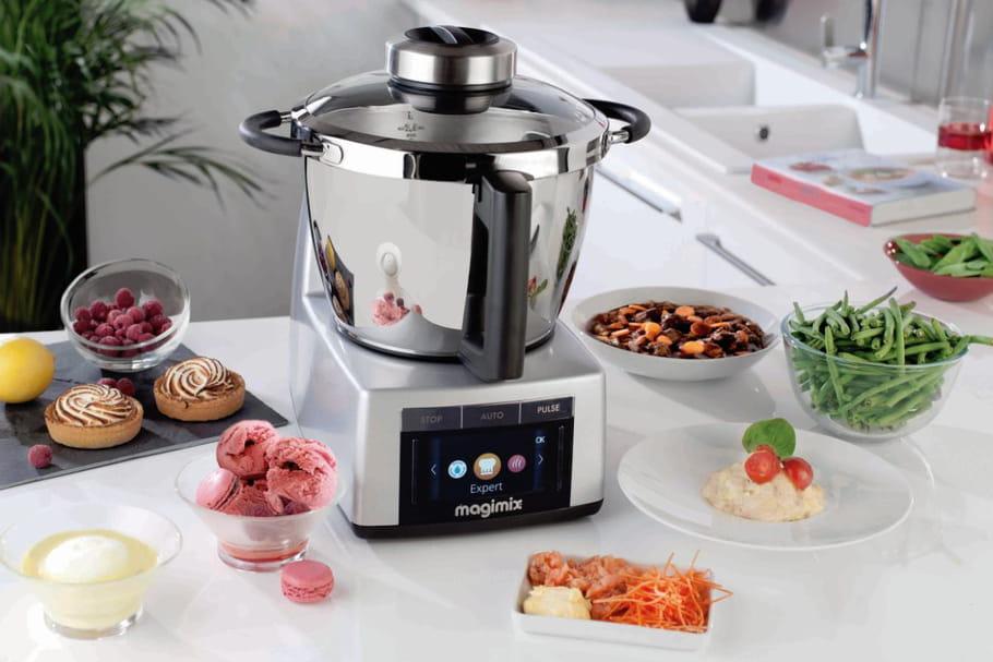 Concours: en avril, gagnez un Cook Expert de Magimix®