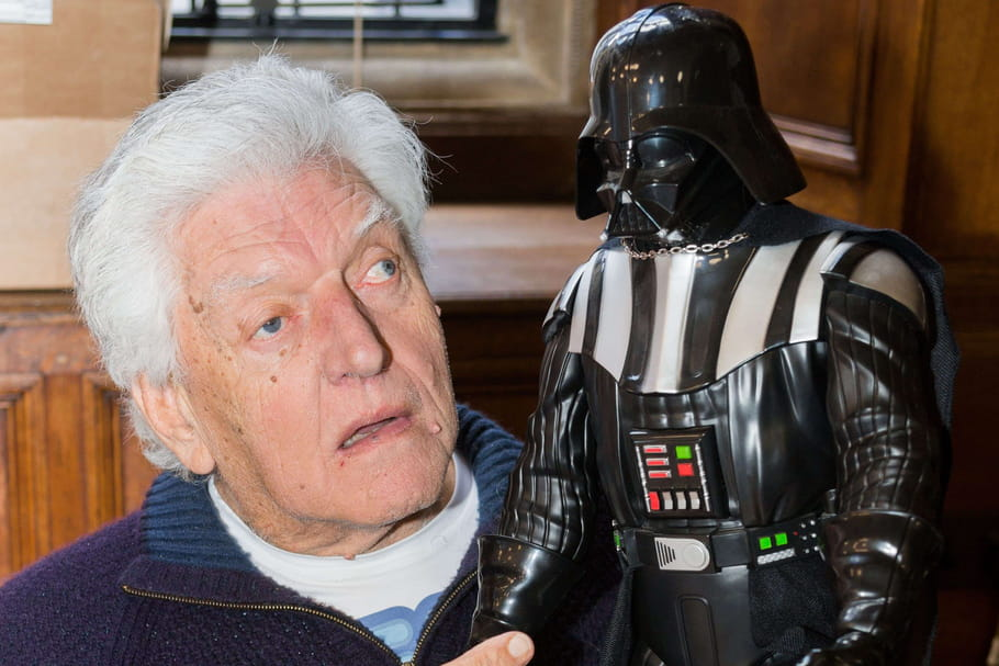 Mort de David Prowse, DARK VADOR dans STAR WARS : secrets d'un colosse