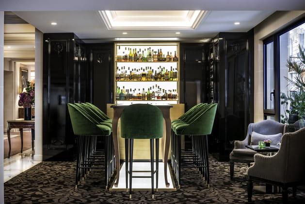 Bar de l'hôtel Baltimore