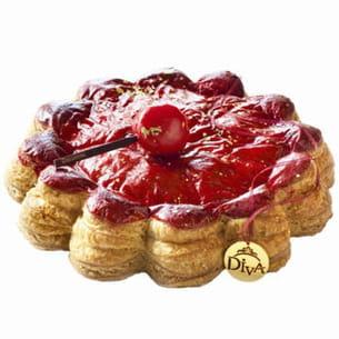 galette 'pomme d'amour' de dalloyau