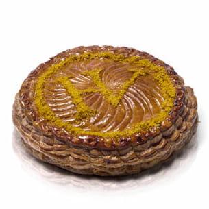 galette des rois à la bergamote hugo & victor