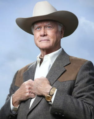 larry hagman dans dallas