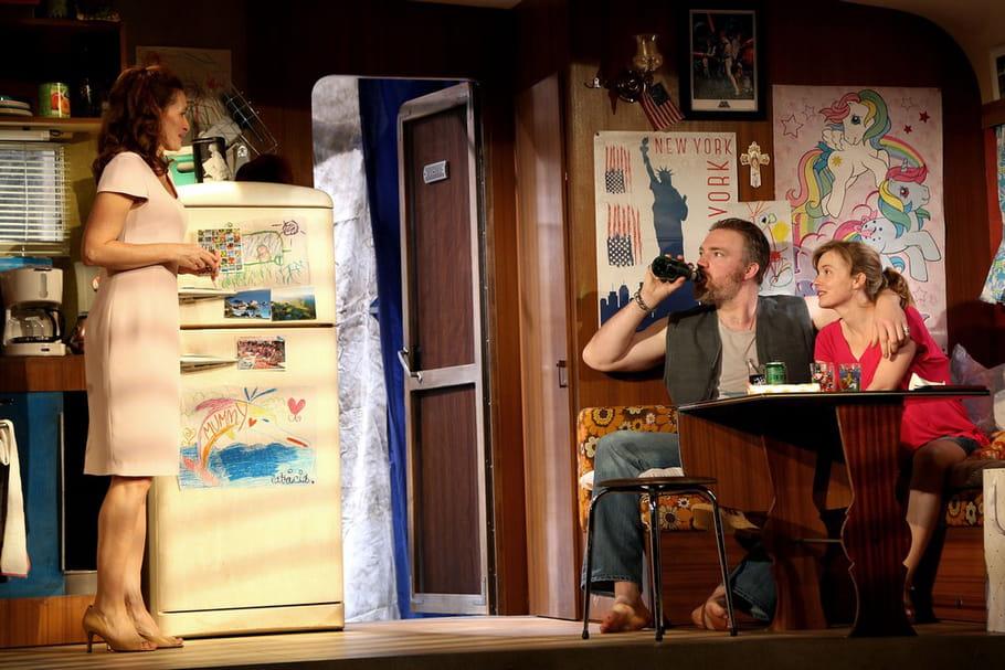 BABY: Isabelle Carré et Bruno Solo réunis au Théâtre de l'Atelier
