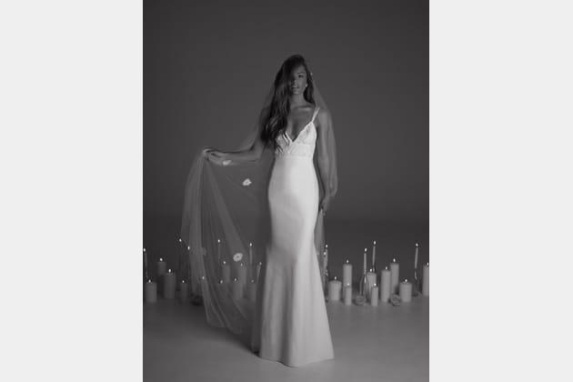 Robe de mariée April, Rime Arodaky