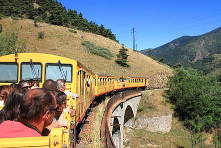 Le Train Jaune de Cerdagne