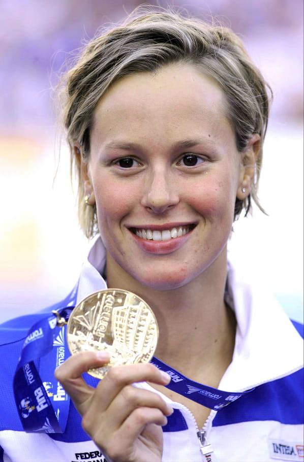 Federica Pellegrini : natation