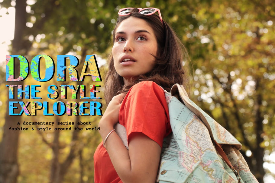 """Dora Moutot dévoile """"The Style Explorer"""", ses docu mode à travers le monde"""