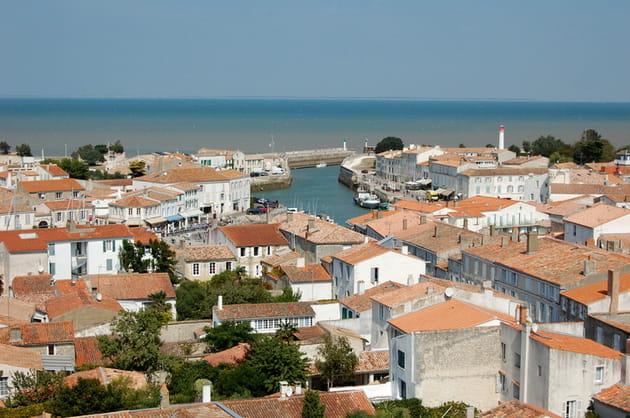 La citadelle de Saint-Martin