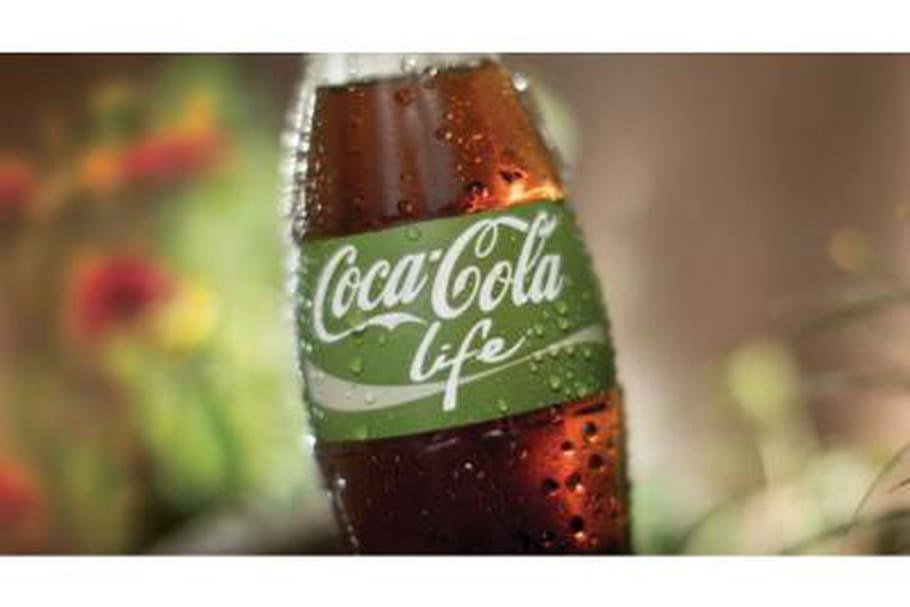 Coca-Cola se met au vert