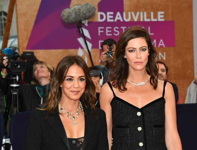 Alice Belaidi et Anna Mouglalis, reines de la soirée