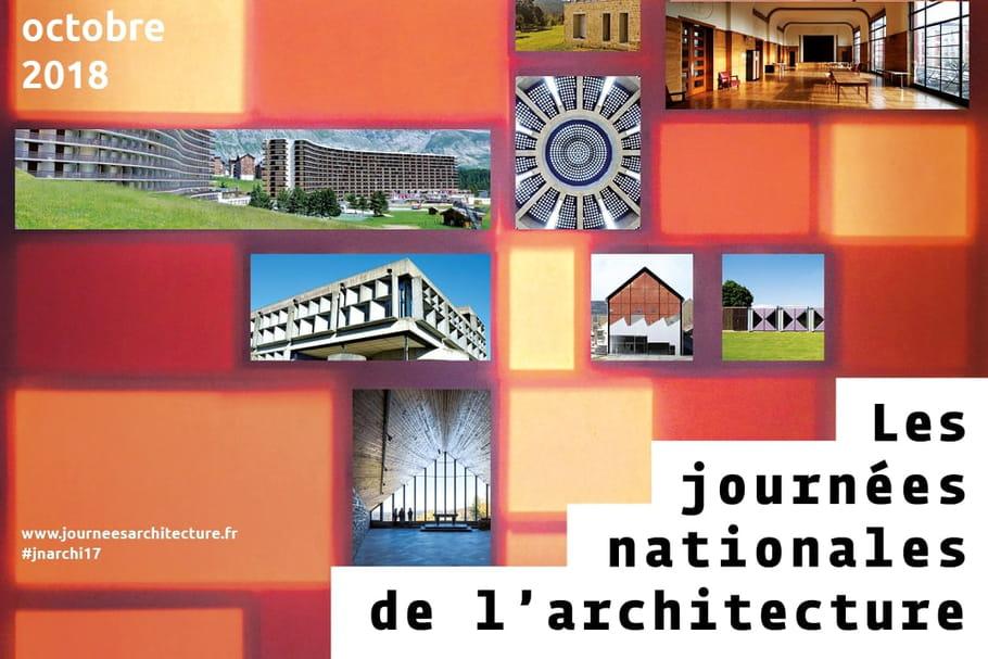Journées nationales de l'architecture 2018: demandez le programme!