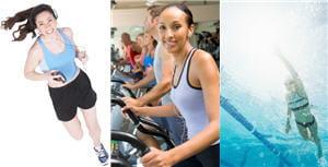 course à pied, fitness, natation... au total, 400 programmes sont aujourd'hui