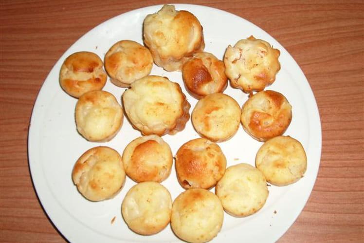 Muffins à l'abricot