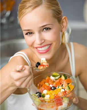 un conseil simple : mangezlorsque vousavez faim.