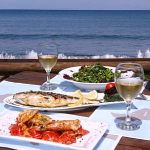 les recettes des bords de mer