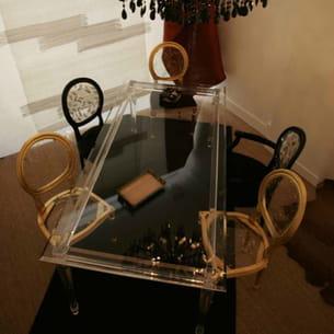 chaise lady de lisaura