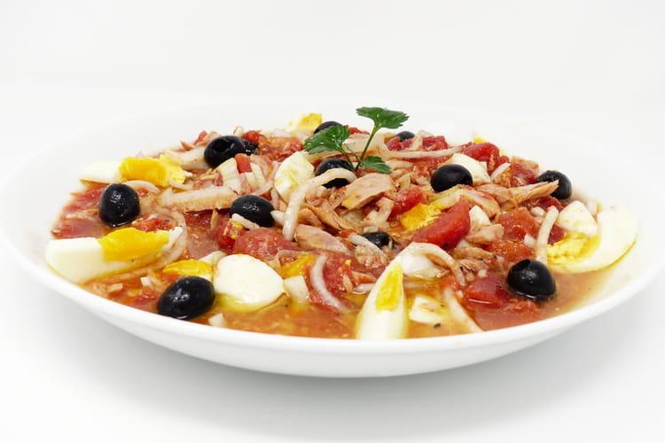 Salade de Murcie – Ensalada Murciana