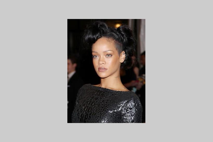 Rihanna : ses plus belles coiffures
