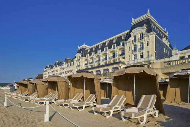 Le Grand Hôtel Cabourg MGallery Collection à Cabourg en Normandie