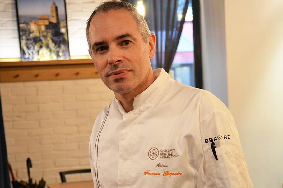 Toc Toque Chef ! Chez François Gagnaire, chef du restaurant Anicia