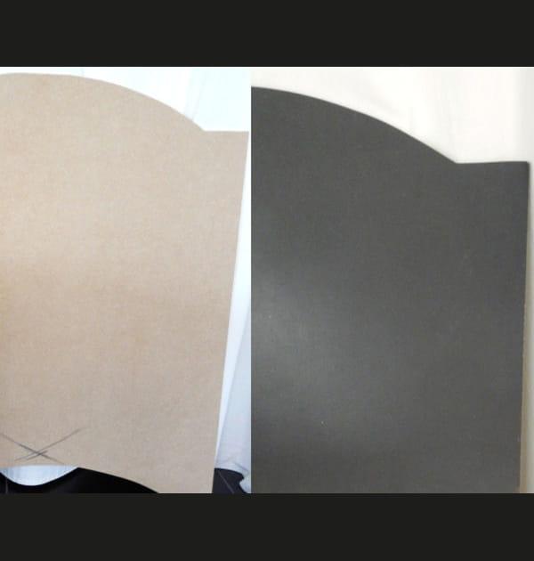 Etape 5: peindre la planche