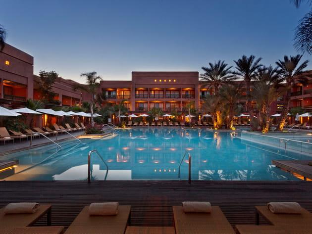 Hôtel du Golf : la piscine