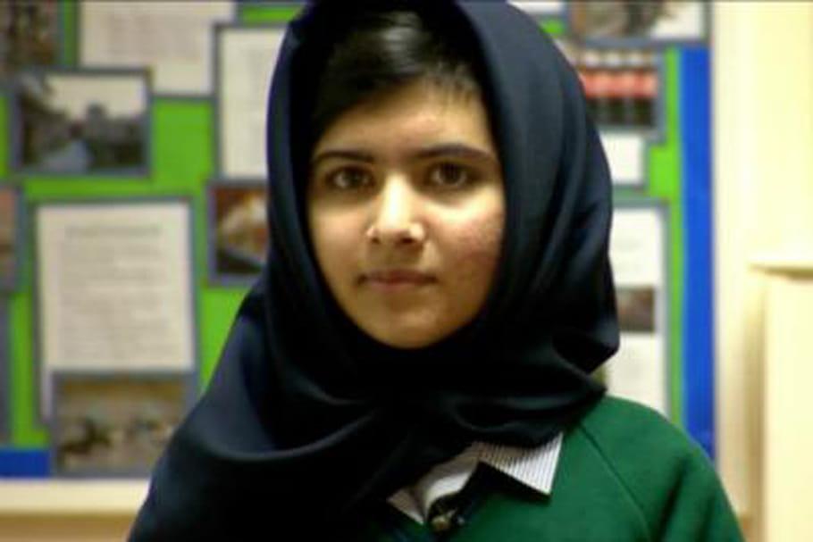 Malala, 16 ans et beaucoup d'espoir
