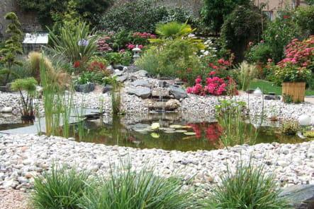 Un peu de fraicheur et d 39 exotisme ambiance zen dans le for Le jardin normand