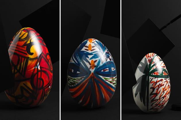 Les œufs maori de Jacques Genin