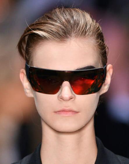 Les lunettes masque de Céline