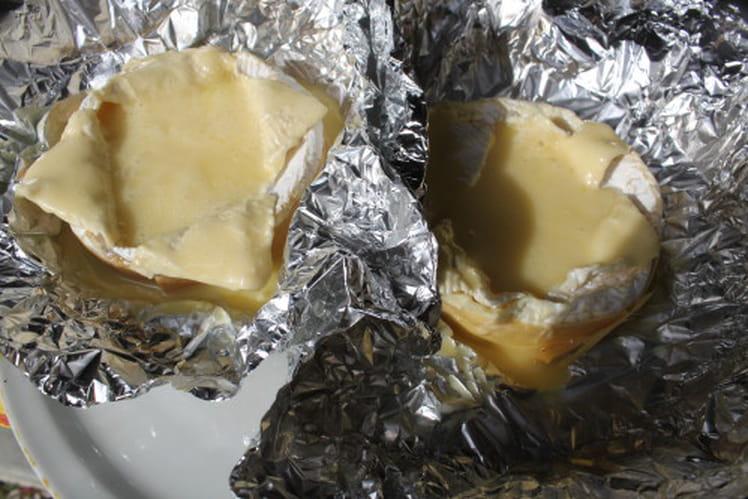 Camembert au grill