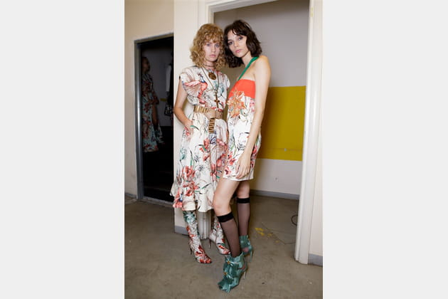 Fausto Puglisi (Backstage) - photo 30