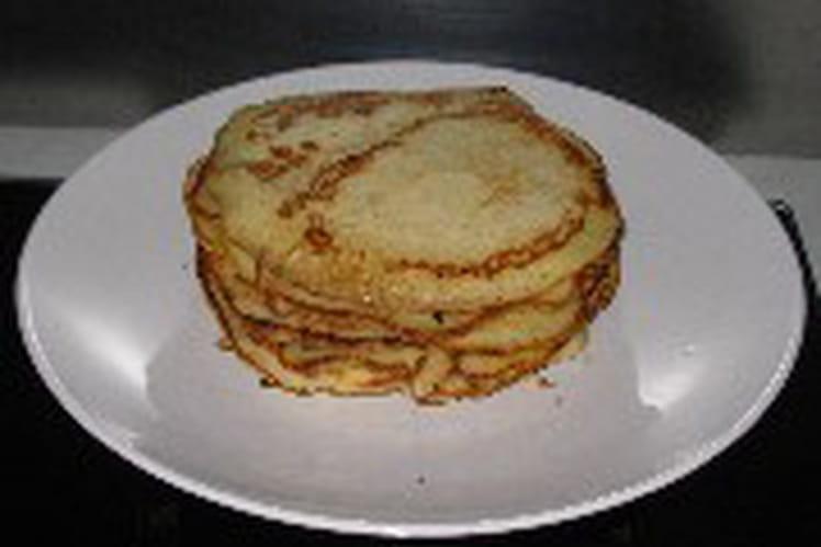 Pancakes véritables