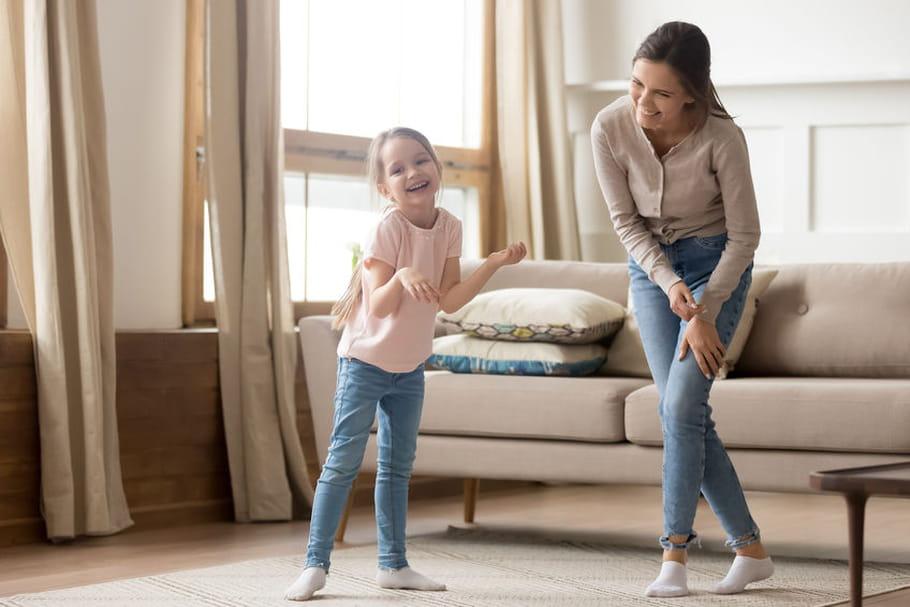 Challenges Tik Tok: parents et enfants ont relevé les défis!