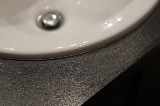 Zoom sur le matériau