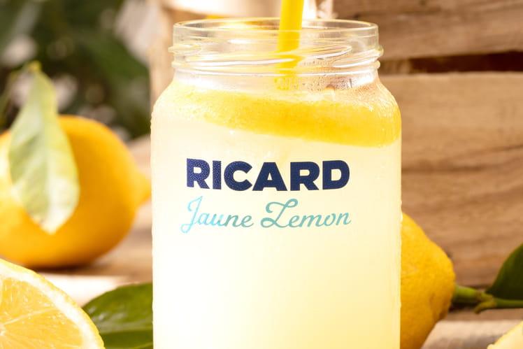 Jaune Lemon de Ricard