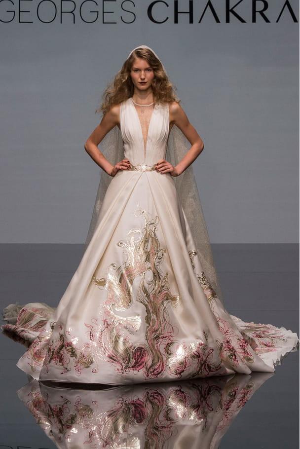 Robe de mariée Georges Chakra