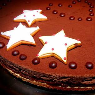 royal aux deux chocolats