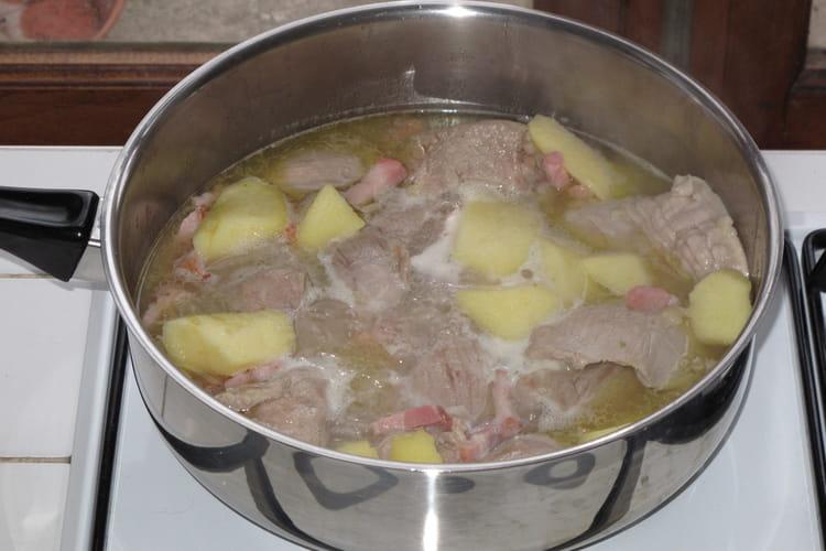 Escalopes de veau à la pomme