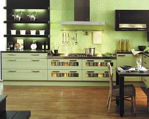 Vive la couleur vert amande - Peinture vert amande douce ...