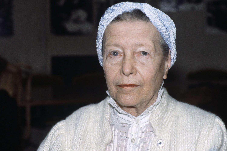 Simone de Beauvoir mourait il y a 35ans: ce que vous ne saviez pas